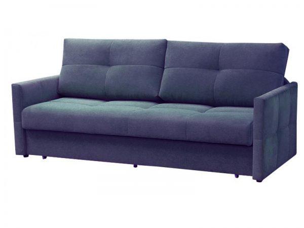 Синий диван Rivalli