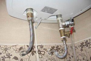 Схемы для подключения водонагревателя Термекс своими руками