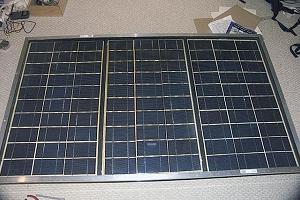 Собираем солнечную панель своими руками