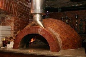 Помпейская дровяная печь для пиццы своими руками: описание и конструкция