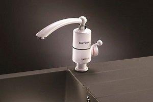 Электрический проточный водонагреватель на кран Delimano (Делимано): устройство и преимущества использования, монтаж своими руками