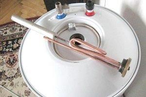 Как заменить тен на водонагревателе аристон